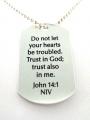 John 14:1 Trust in God