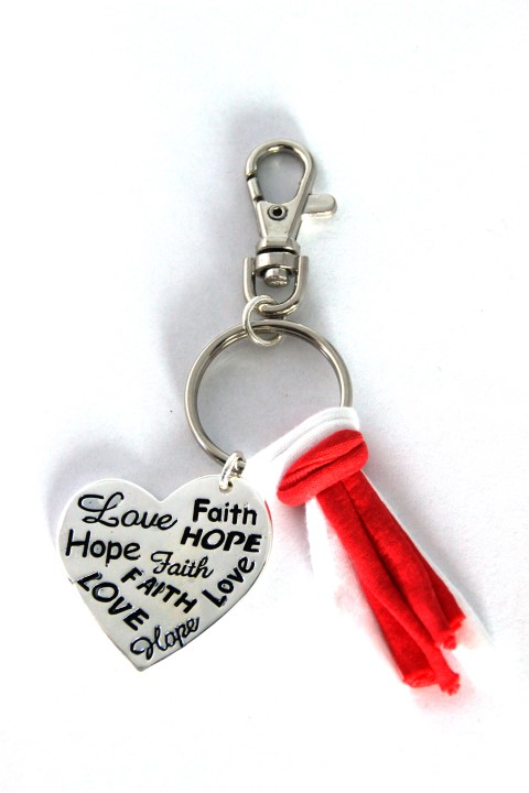 Faith/Hope/Love - rood