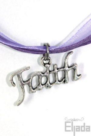 Lydia - faith - paars