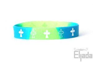 Kruis - Groen/Blauw