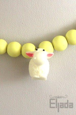 Jezus is de Goede Herder - geel